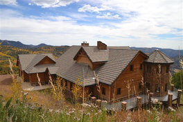 Enjoyable Central Colorado Mountain Homes For Sale Through True West Download Free Architecture Designs Terstmadebymaigaardcom
